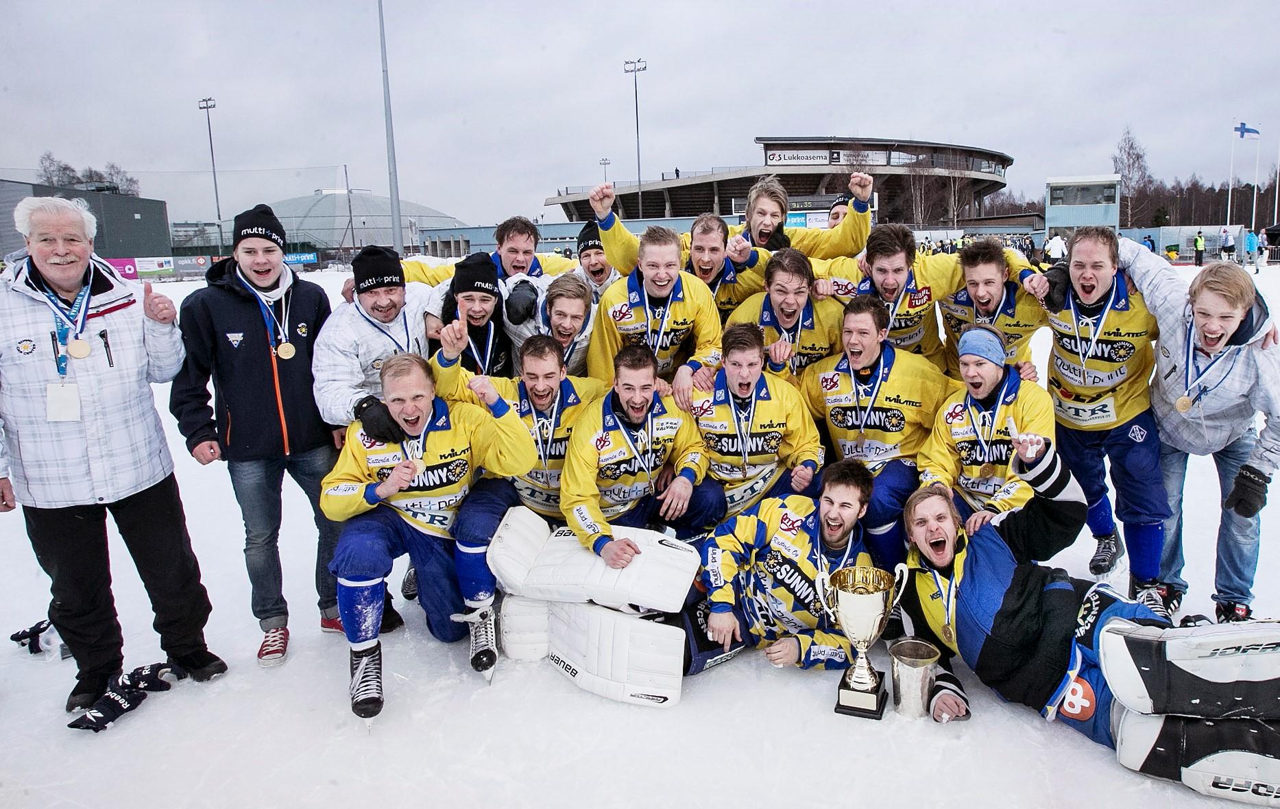Suomen Mestarit